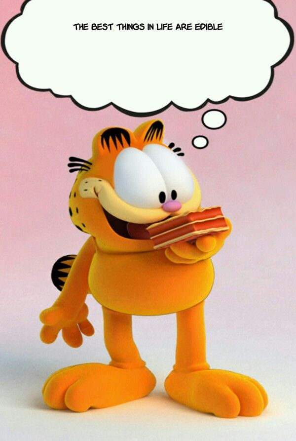 600x893 Garfield Clipart Miss You