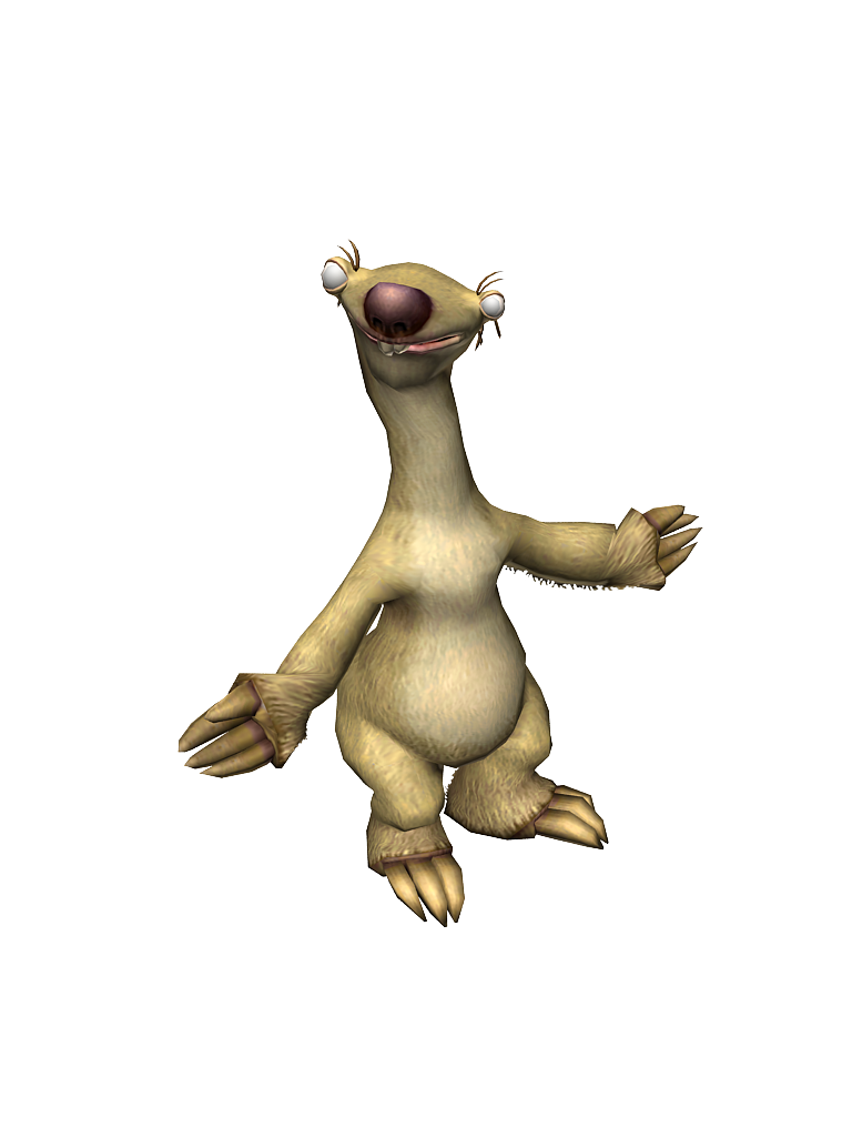 768x1024 Ice Age Png Images Free Download