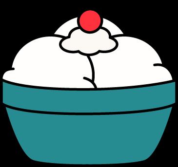 365x343 Ice Cream Clip Art