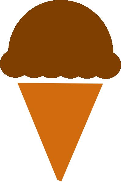396x595 Ice Cream Cone Clipart