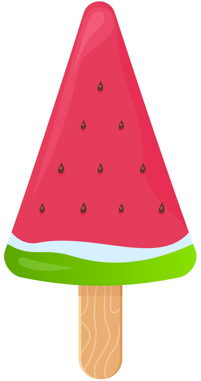 3169x6000 Watermelon Ice Cream Stick Png Clip Art