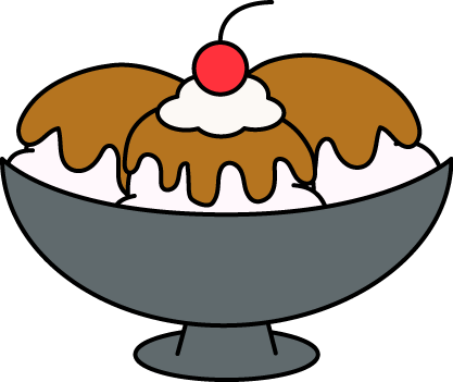 417x351 Ice Cream Clip Art Stock