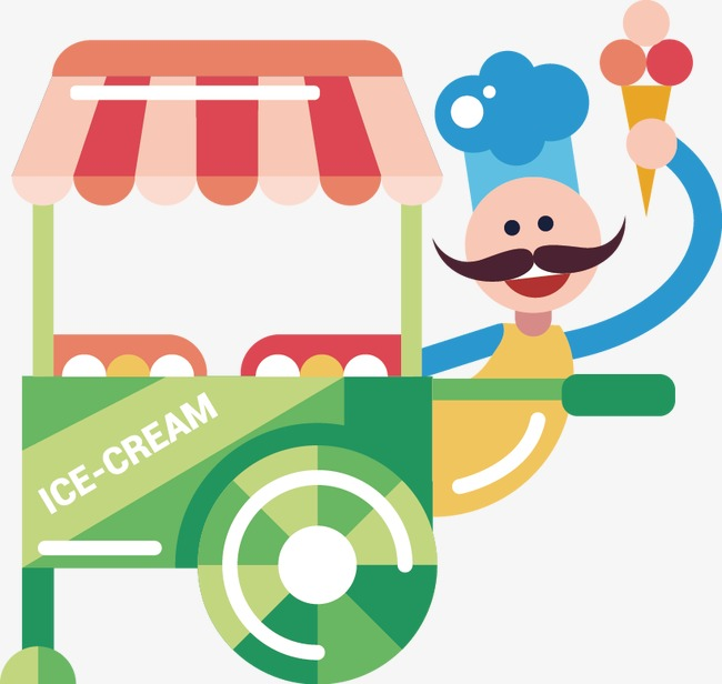 650x616 Mobile Ice Cream Shop, Food, Ice Cream, Ice Cream Shop Png