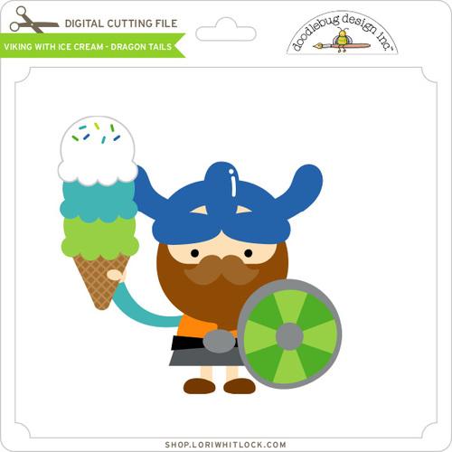 500x500 Viking With Ice Cream