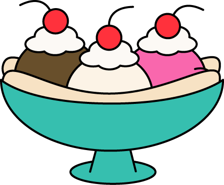 443x365 Clipart Ice Cream Sundae Ice Cream Clip Art Ice Cream Images