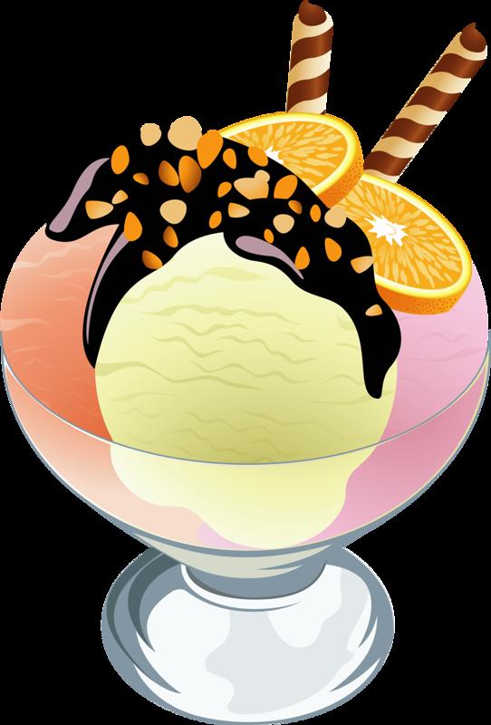 542x800 Sundae Clipart Glaces Clip Art Drinks Ice Cream Clip Art