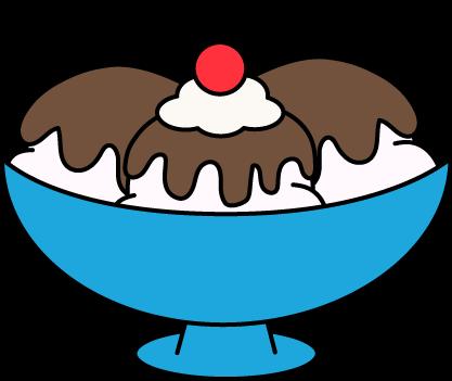 417x351 Sundae Clipart Ice Cream Clip Art Ice Cream Images Free Clip Art