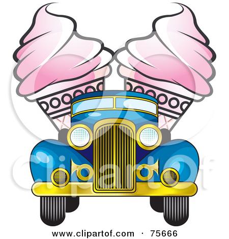450x470 Ice Cream Truck Clip Art Clipart