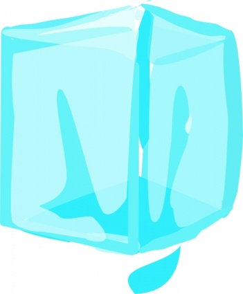 351x425 Free Download Of Ice Cube Clip Art Vector Graphic
