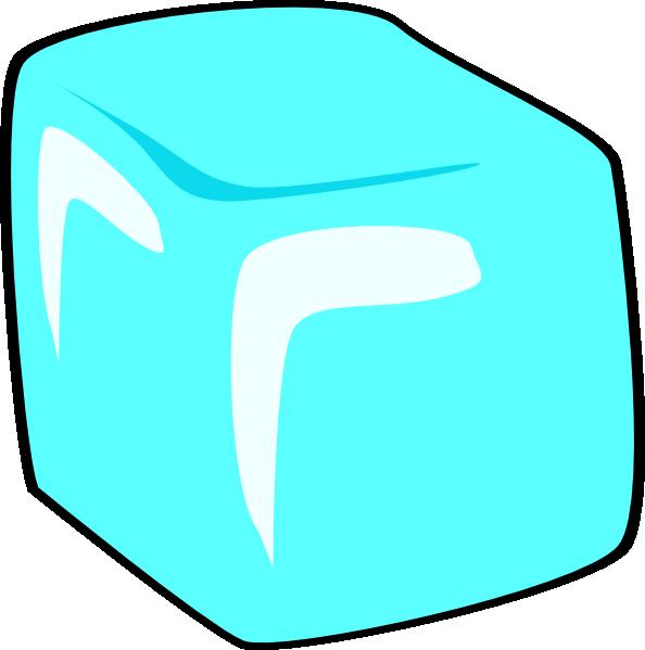 594x599 Ice Cube Clip Art