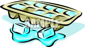 350x196 Ice Cube Tray