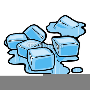 300x300 Clipart Ice Cube Melting Free Images