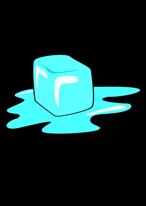 566x800 Free Clipart Ice Cube Jarno