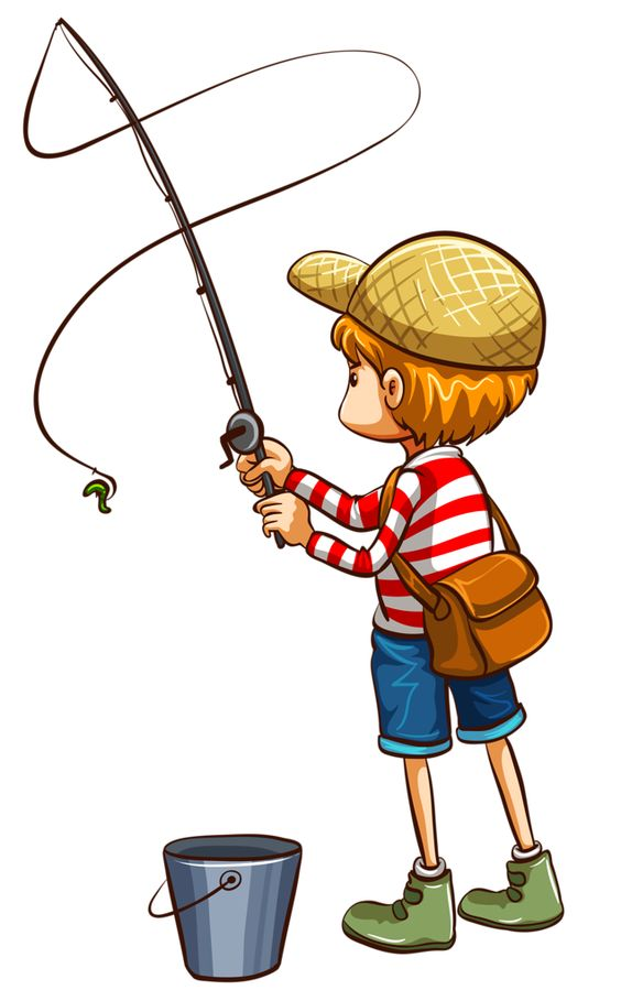 564x909 Fishing Clipart On Clip Art Fishing And Fish 2