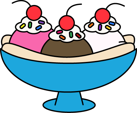 443x365 Clipart Ice Cream Sundae Ice Cream Clip Art Ice Cream Images Free