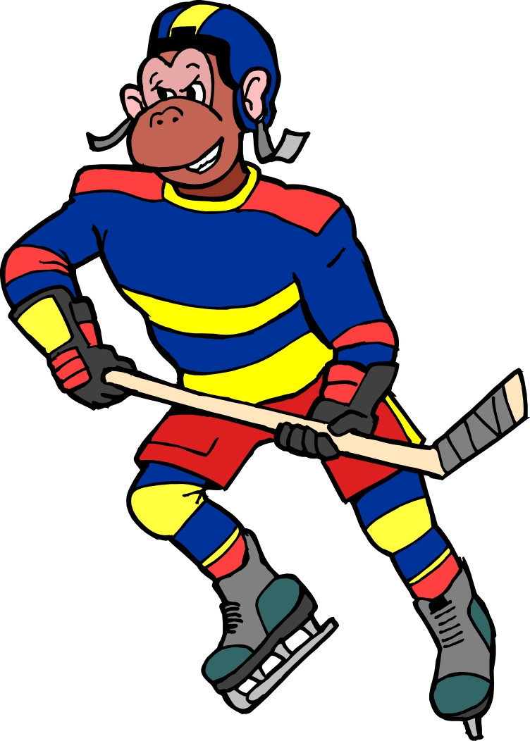 752x1052 Hockey Cartoon Pictures Free Download Clip Art Free Clip Art
