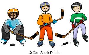 300x186 Ice Hockey Kids Clip Art And Stock Illustrations. 267 Ice Hockey