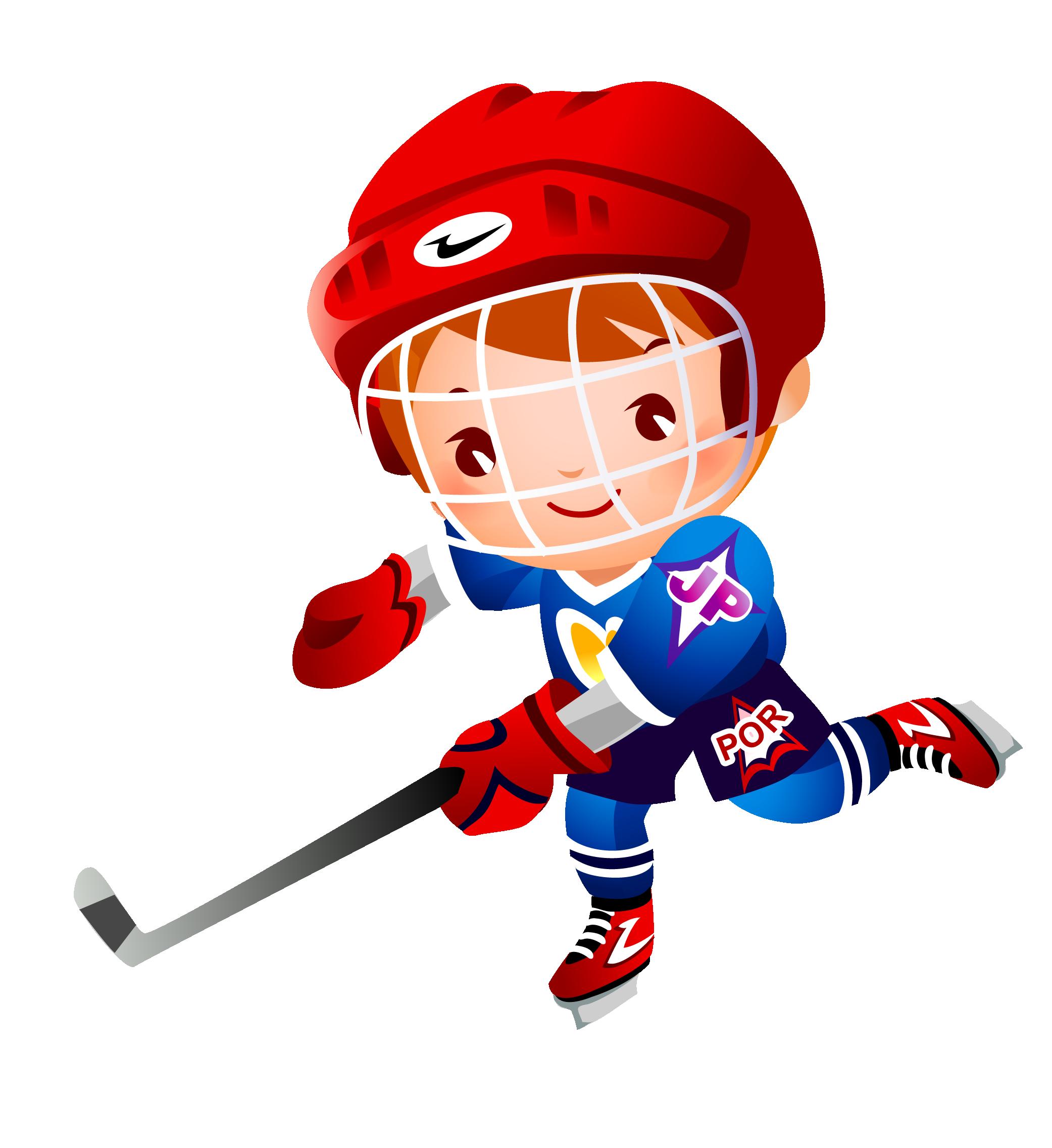 2083x2272 Ice Hockey Stick Cartoon Clip Art