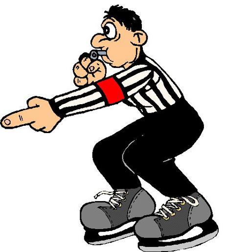 460x515 Judge Hockey Clipart, Explore Pictures