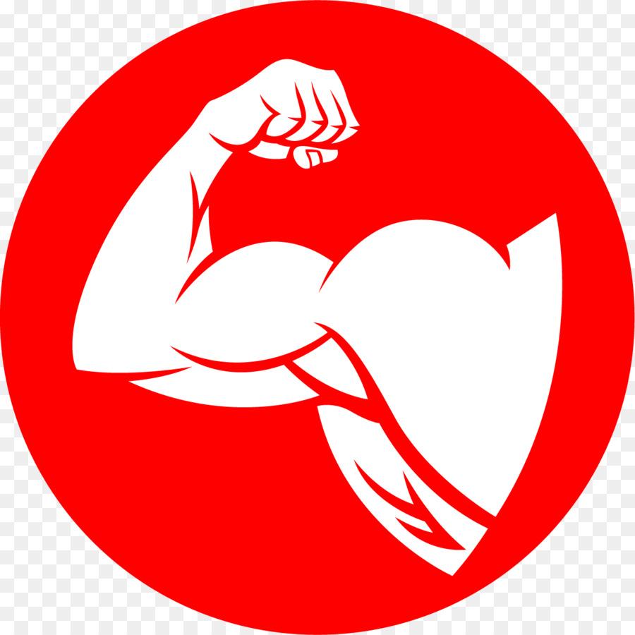 900x900 Arm Muscle Cartoon Clip Art
