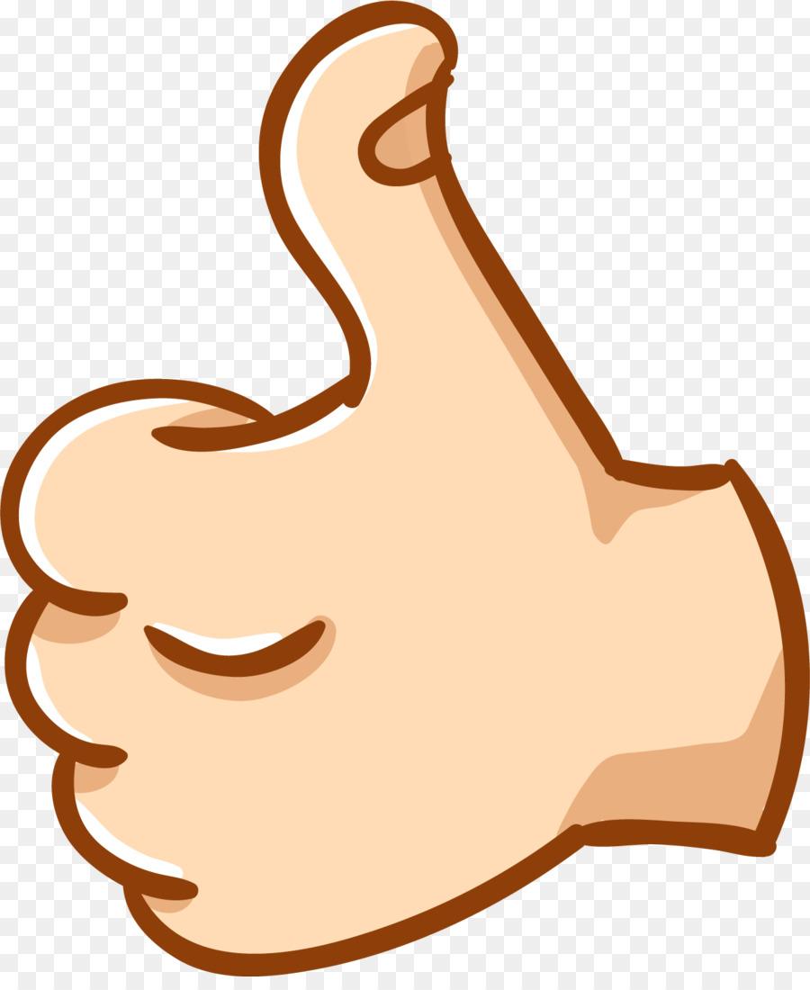 900x1100 Thumb Signal Gesture Clip Art
