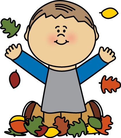 420x482 Fall Clip Art For Kids