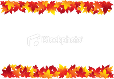 380x263 Fall Clip Art Borders Clip Art Free Fall Clipart Clip Art Free