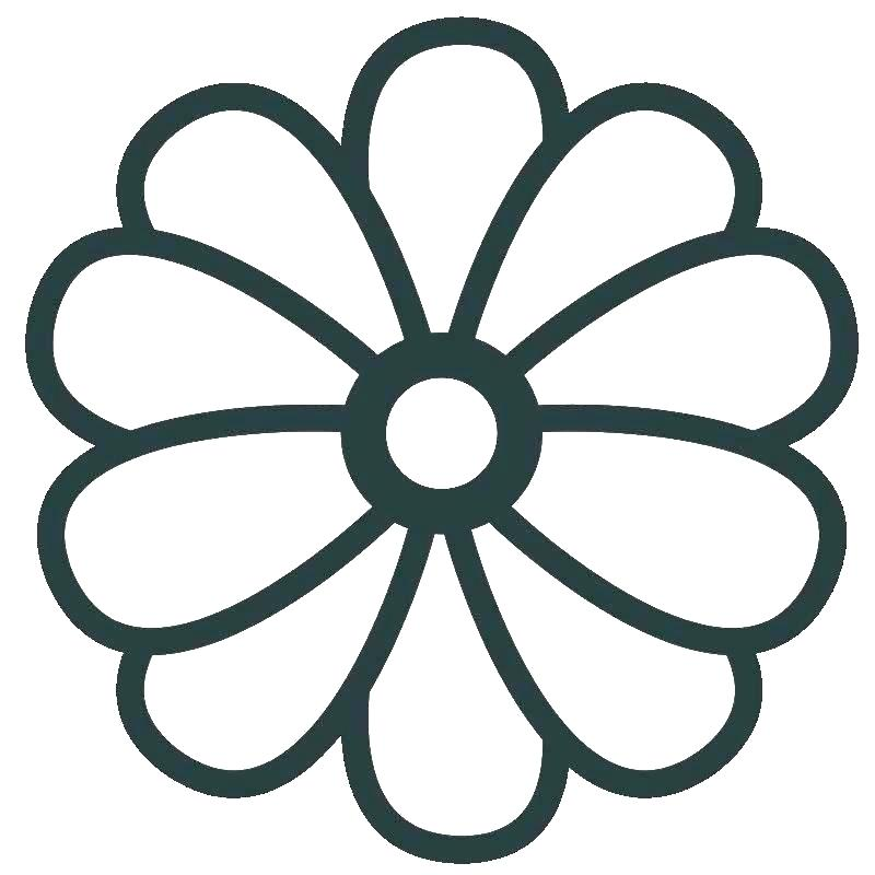 Images Of Flowers Colouring Pages At Getdrawings Com Free For