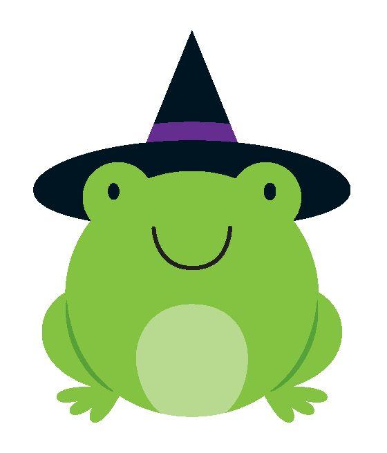560x656 Frog Halloween Clip Art Halloween Amp Holidays Wizard
