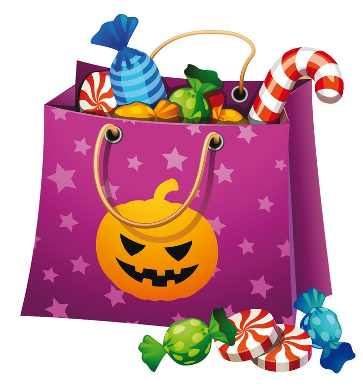 736x788 Halloween Candy Clip Art Halloween Candy Clipart Free Download