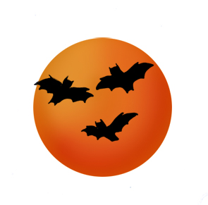 295x291 Happy Halloween Clipart