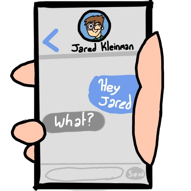 768x768 Texting Conversation Dear Evan Hansen Amino