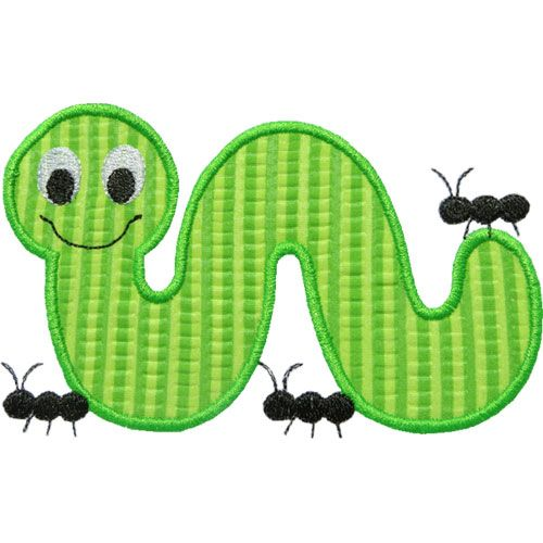 Inchworm Clipart