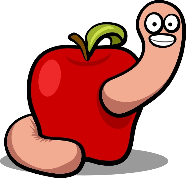 600x575 Top 60 Worm Clipart