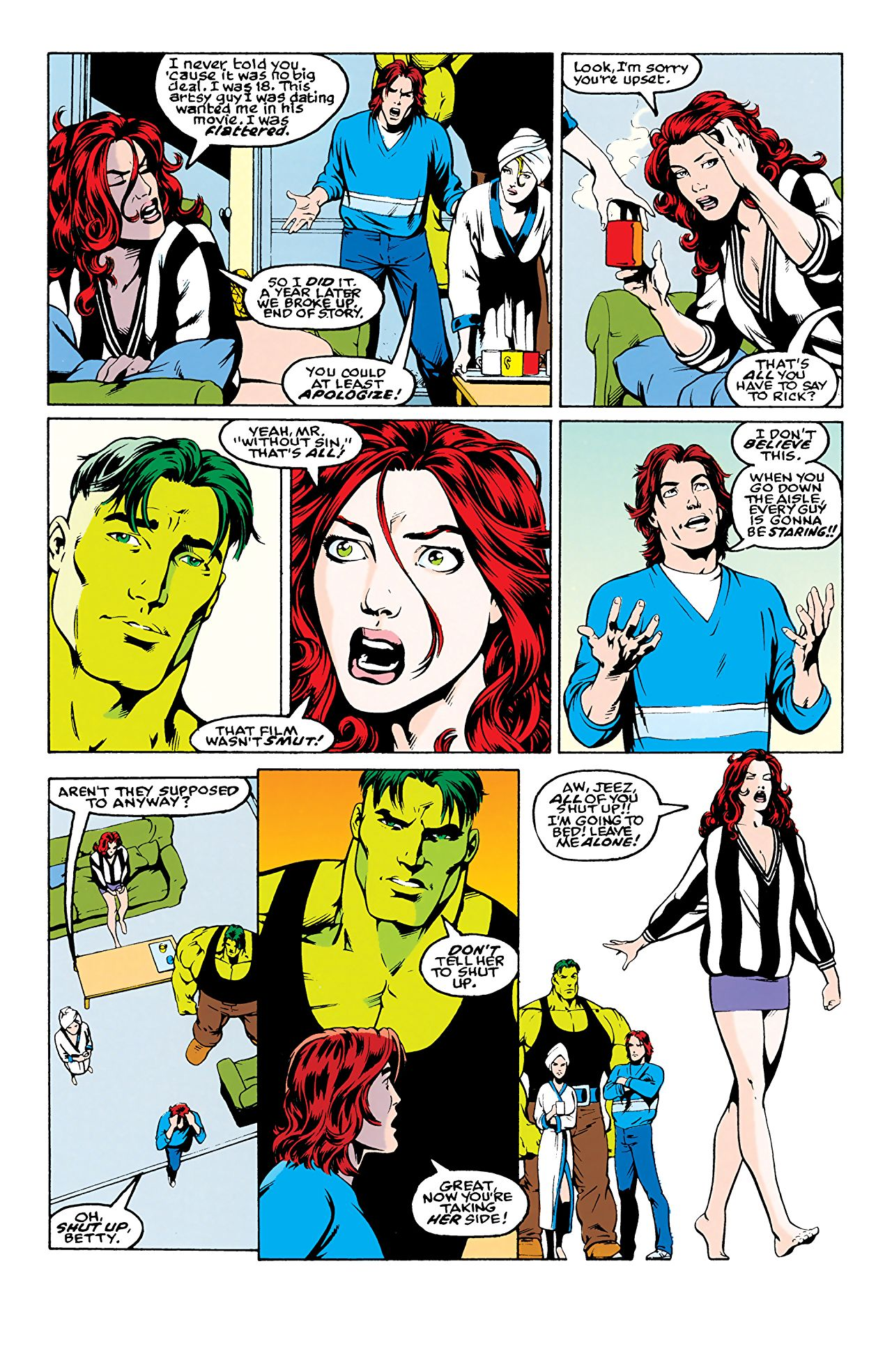 1280x1968 Incredible Hulk (1962 1999)