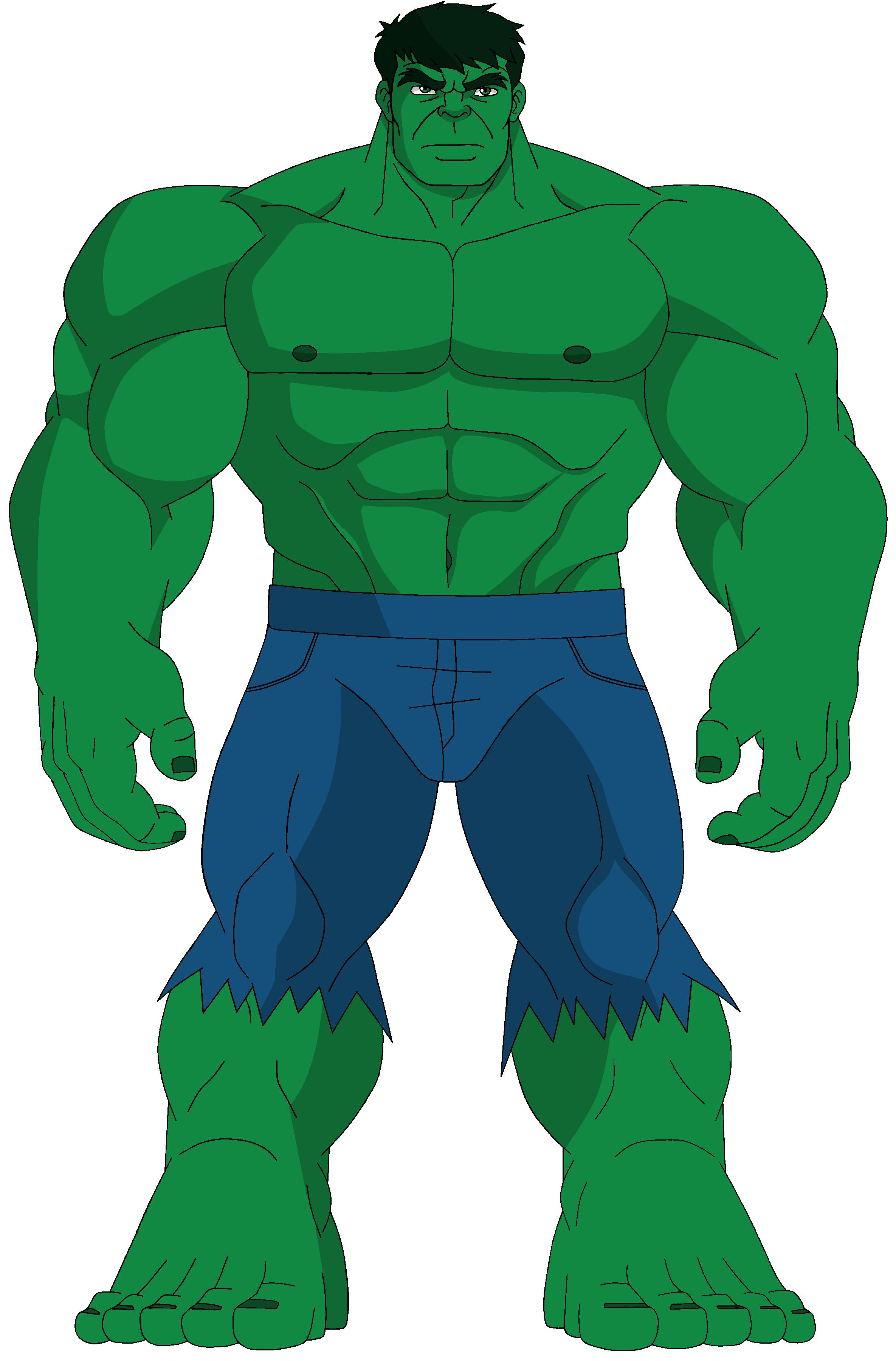 2370x3600 The Incredible Hulk! By Hulkkidgaming