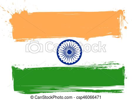 450x339 Grunge India Flag. Grunge India National Flag For Your Vectors