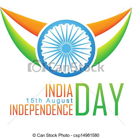 450x470 Patriotic Indian Flag Vector Design Vector