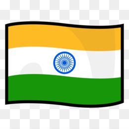260x260 Flag Of India Clip Art