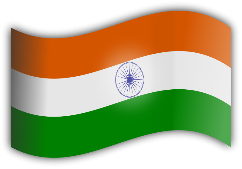 800x558 Free Clipart Indian Flag Gsagri04