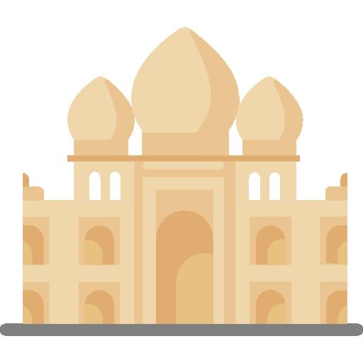 512x512 Monuments, Asia, Agra, Travel, Architectonic, Building, India, Taj