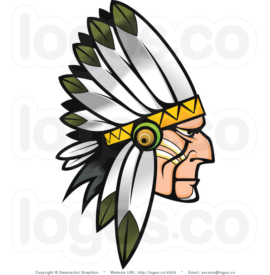 1024x1044 Native American Borders Clipart