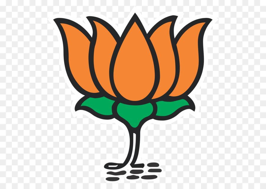 900x640 India Bharatiya Janata Party Logo Clip Art