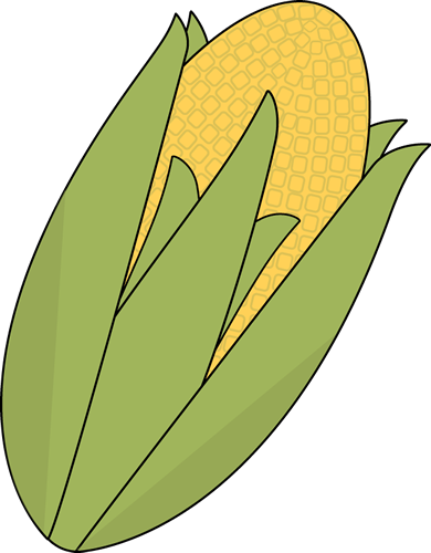 390x500 Ear Of Corn Clip Art Ear Of Corn Image