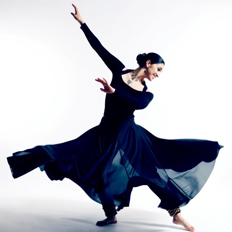 960x960 Kathak Dancer Clipart Collection