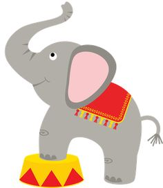 Indian Elephant Clipart
