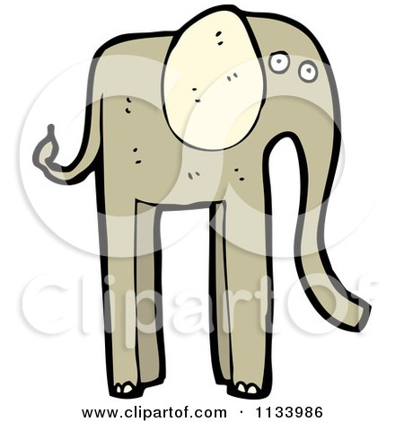 450x470 Royalty Free (Rf) Elephant Clipart, Illustrations, Vector Graphics