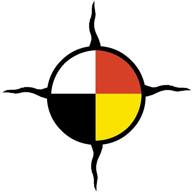 631x631 Native American Clipart Walking