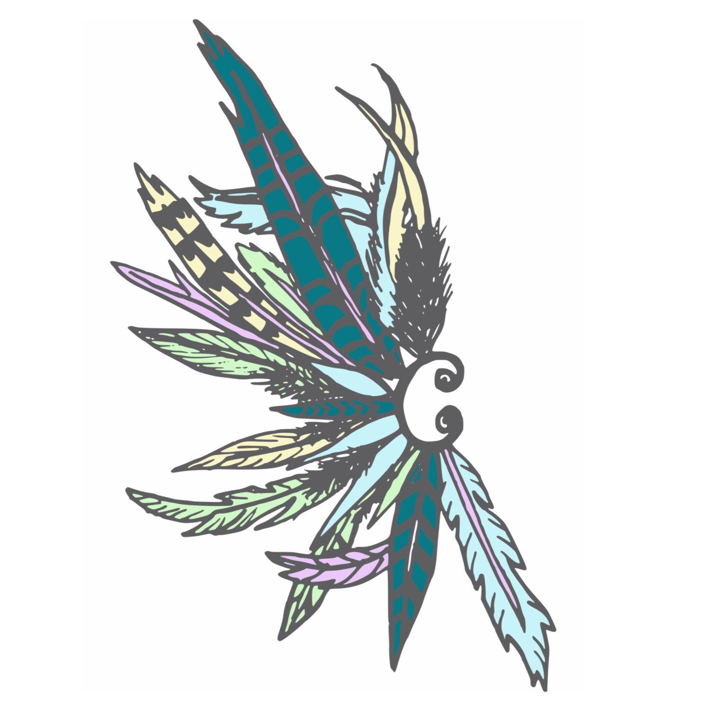 1500x1500 Tribal Clip Art