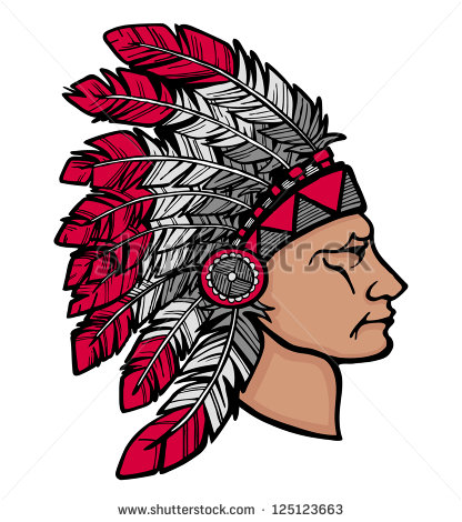 416x470 Chief Clipart Native American Person